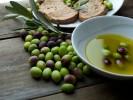 Heerlijke olijven en olijfolie