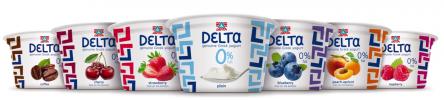 Delta-yoghurt